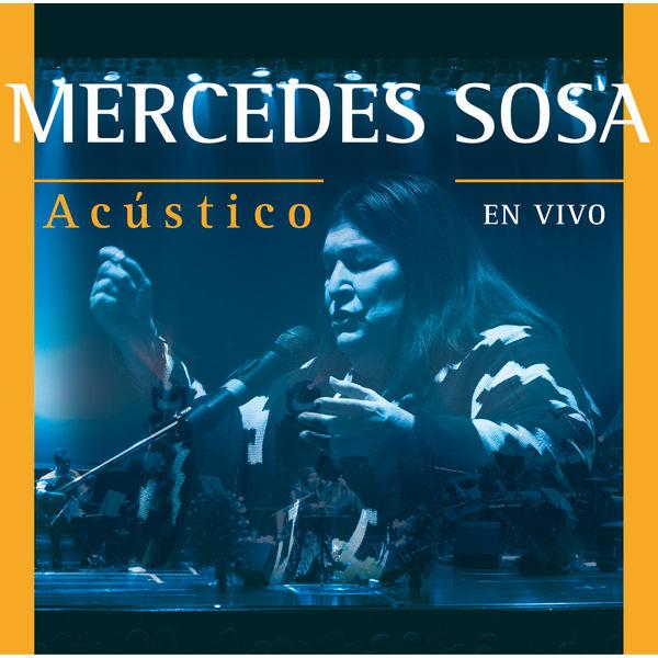Mercedes Sosa|Acústico - Mercedes Sosa