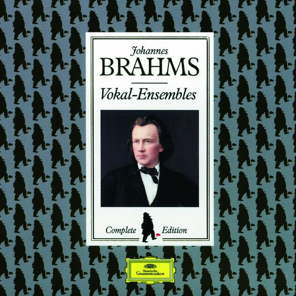 Various Artists - Brahms Edition: Vocal Ensembles