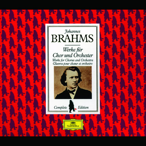 Various Artists - Brahms Edition: Works for Chorus and Orchestra