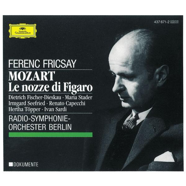 Radio-Symphonie-Orchester Berlin - Mozart: Le nozze di Figaro