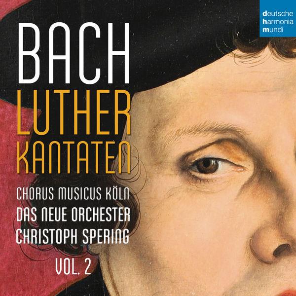 Christoph Spering - Bach: Lutherkantaten, Vol. 2 (BVW 121, 125, 14)