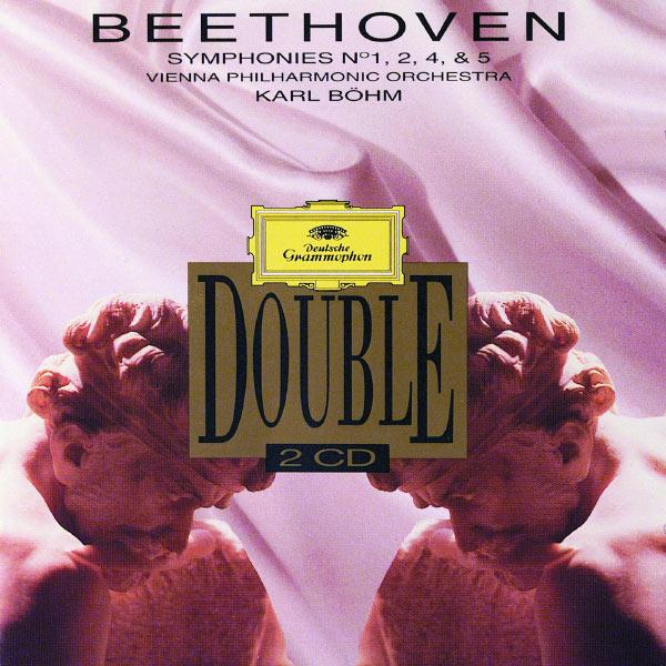 Wiener Philharmonic Orchestra - Beethoven: Symphonies No.1, Op. 21 & No.2, Op. 36 & No.4, Op. 60 & No.5, Op. 67