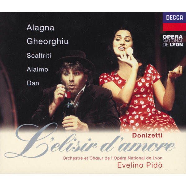 Roberto Alagna - Donizetti: L'Elisir d'Amore