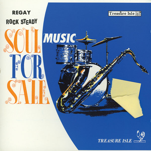 Various Artists - Soul Music For Sale