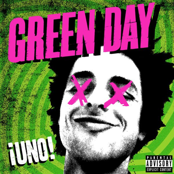 Green Day - ¡UNO! (Édition Studio Masters)