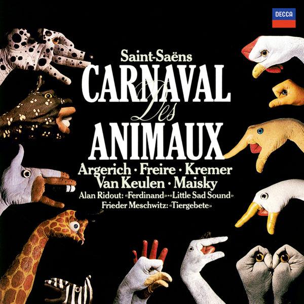 Martha Argerich - Saint-Saëns : Carnival des animaux