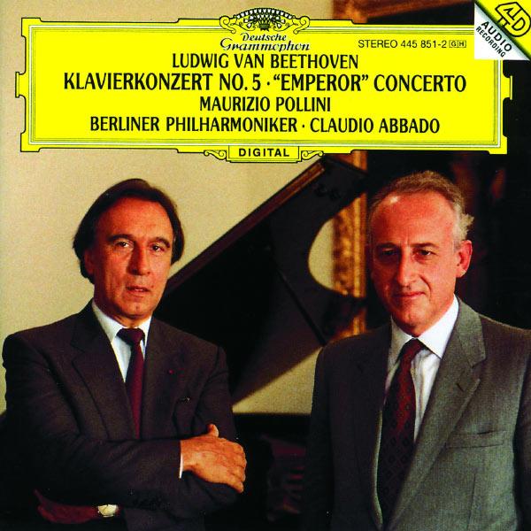"""Maurizio Pollini - Beethoven: Piano Concerto No.5 """"Emperor"""""""