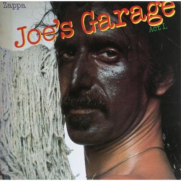 Frank Zappa Joe's Garage Acts I, II & III