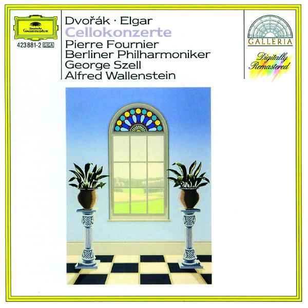 Pierre Fournier - Dvorák / Elgar: Cello Concertos