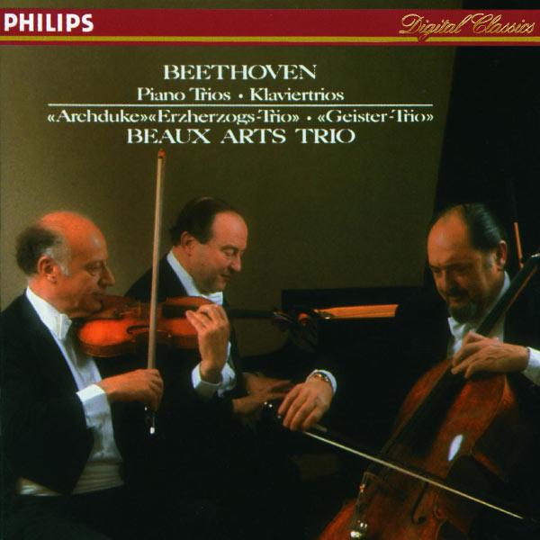 Beaux Arts Trio - Beethoven: Piano Trio in B flat; Piano Trio in D