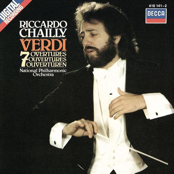 Riccardo Chailly - Verdi: Overtures