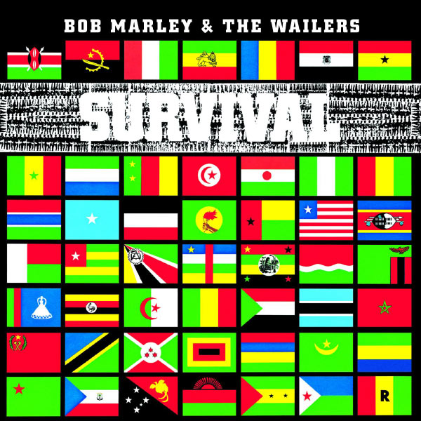 Album Survival Bob Marley The Wailers Qobuz Download And Streaming In High Quality