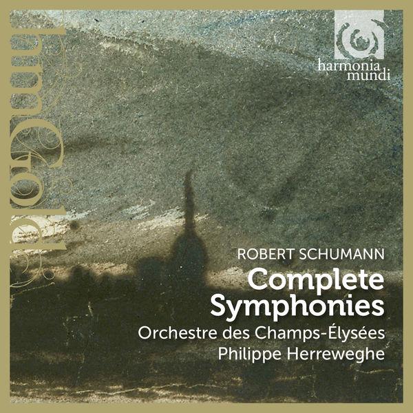 Orchestre des Champs-Elysées - Schumann: Complete Symphonies