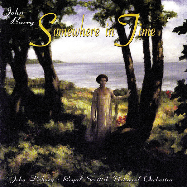 John Barry - Somewhere In Time