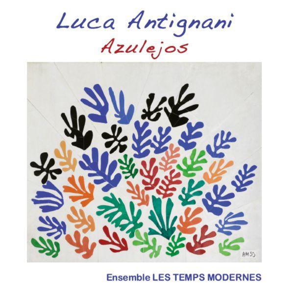 Fabrice Pierre - Luca Antignani: Azulejos