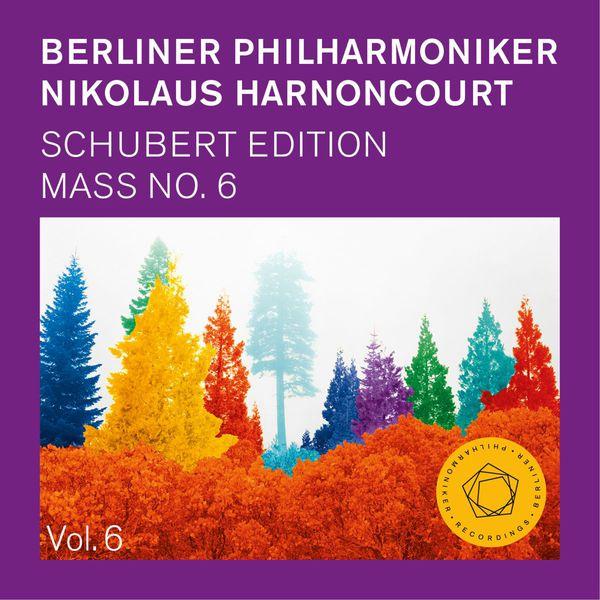 Nikolaus Harnoncourt - Schubert Edition VI : Mass No.6 (5.0 Ed.)