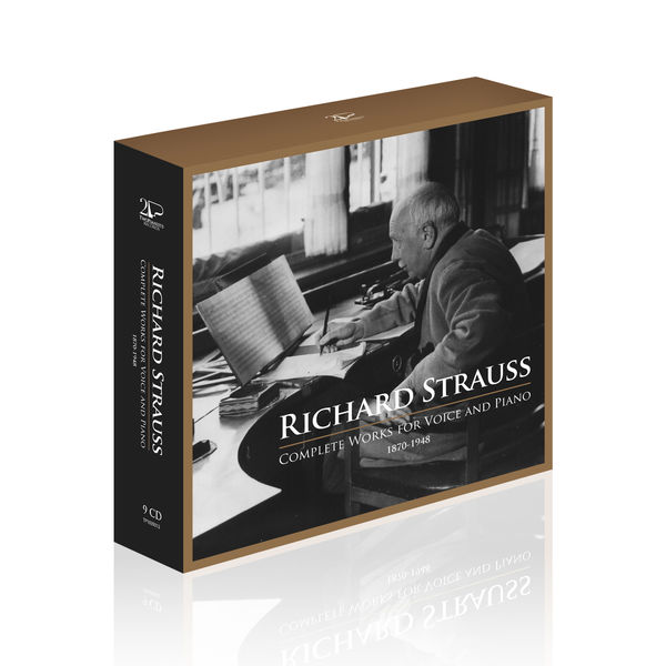 Michelle Breedt - Richard Strauss: Complete Works for Voice & Piano
