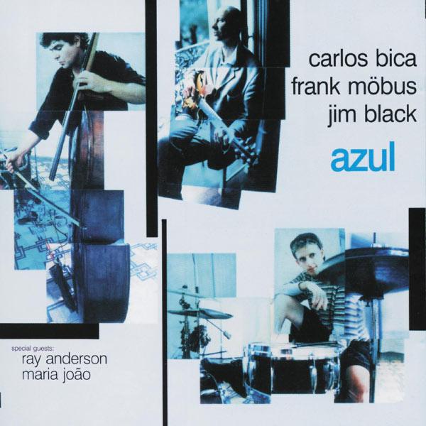 Carlos Bica - Azul