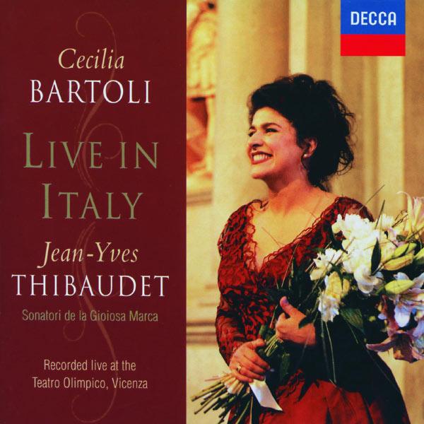 Cecilia Bartoli - Cecilia Bartoli - Live in Italy