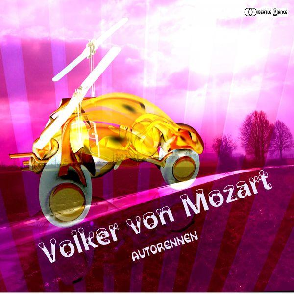Volker von Mozart - Autorennen