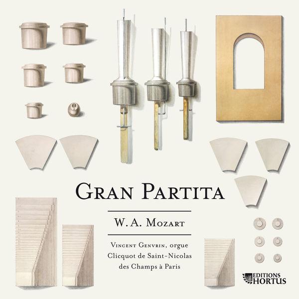 Vincent Genvrin Mozart: Gran Partita K. 361