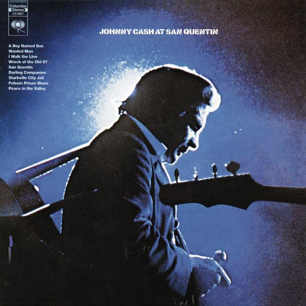 Johnny Cash - At San Quentin (Live)