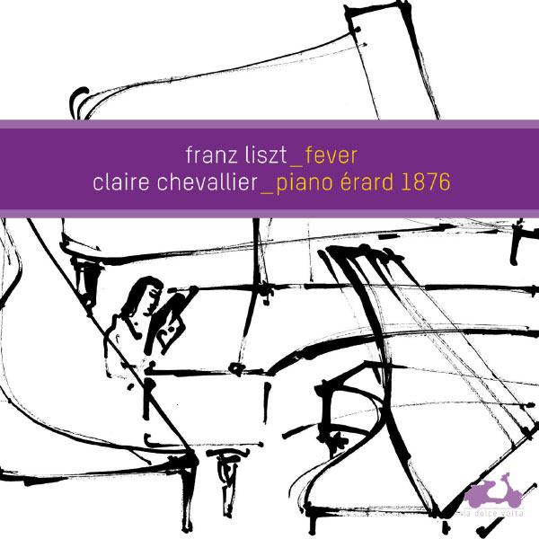 Claire Chevallier - Liszt: Fever