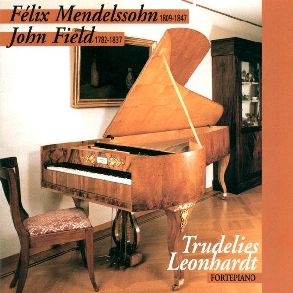 Felix Mendelssohn|Mendelssohn: Piano Sonata No. 2 in G Minor - Variations sérieuses in D Minor & Field: Piano Sonata No. 1 in E-Flat Major - Nocturnes No. 13, No. 14, No. 18