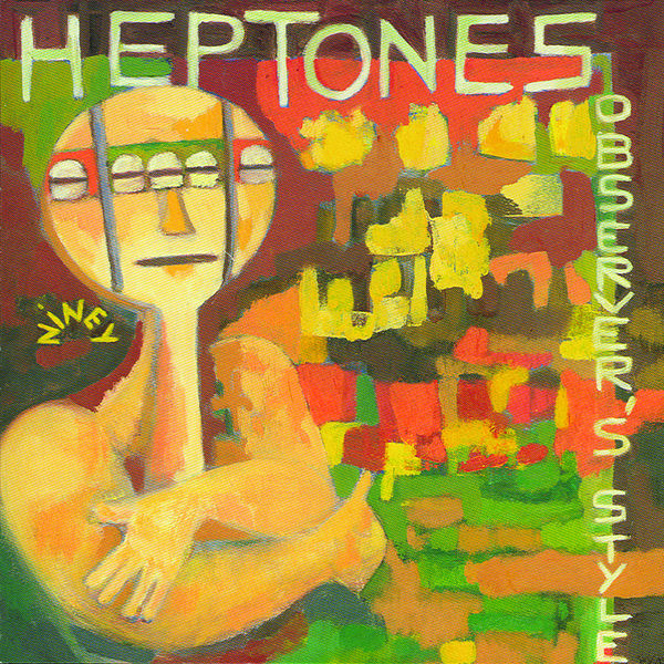 The Heptones - Observer's Style