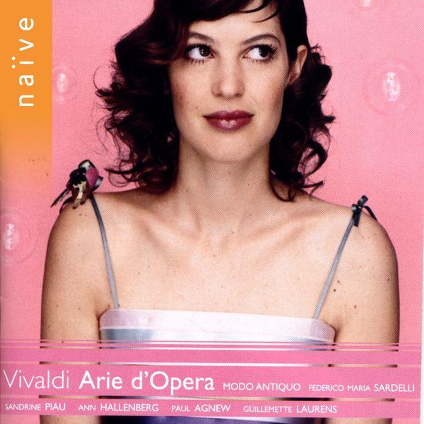 Federico Maria Sardelli - Antonio Vivaldi : Arie d'Opera (Opere teatrale, vol. 5)