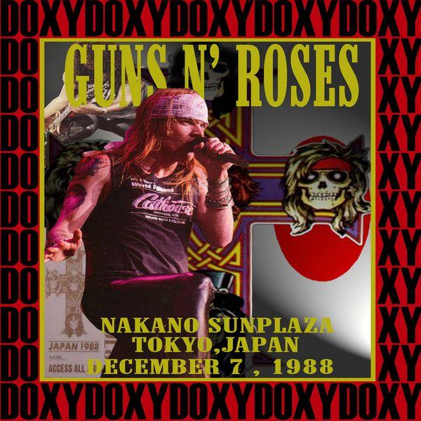 Nakano Sunplaza, Tokyo, Japan, December 7th 1988 (Doxy Collection