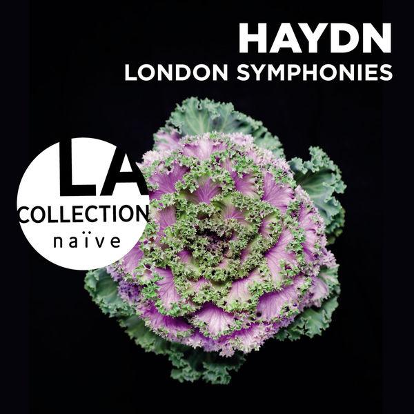 Marc Minkowski - Joseph Haydn : London Symphonies (Symphonies londoniennes)