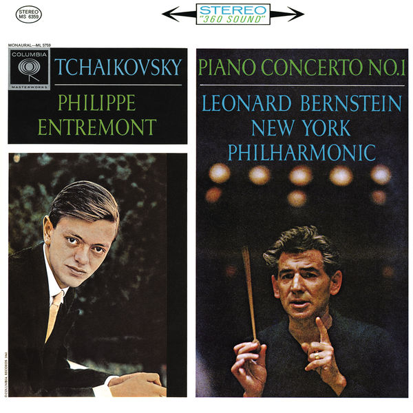 Leonard Bernstein - Tchaikovsky: Piano Concerto No. 1 in B-Flat Minor, Op. 23 ((Remastered))