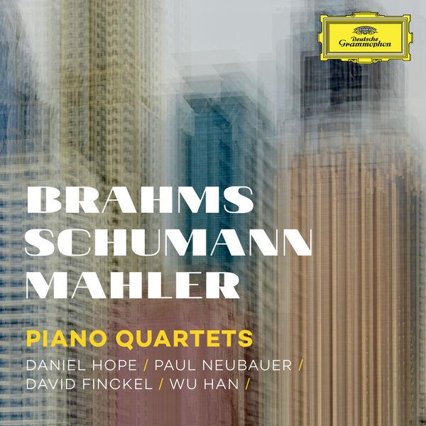 Daniel Hope - Brahms, Schumann, Mahler: Piano Quartets