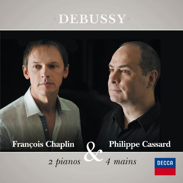 Philippe Cassard Claude Debussy : 2 pianos & 4 mains