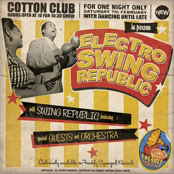 Swing Republic - Electro Swing Republic