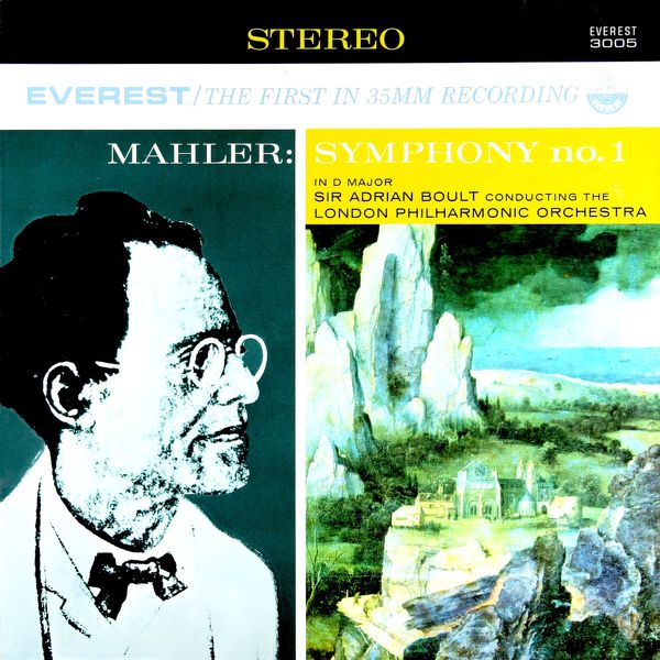 """London Symphony Orchestra - Mahler: Symphony No. 1 in D Major """"Titan"""" (Transferred from the Original Everest Records Master Tapes)"""