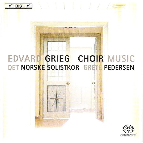 Grete Pedersen - Grieg : Choral Music