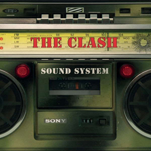 The Clash - Sound System (8 CD)