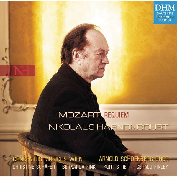 Nikolaus Harnoncourt - Mozart: Requiem