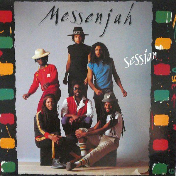 MessenJah - Sessions