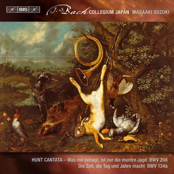 Masaaki Suzuki - Bach: Secular Cantatas, Vol. 2