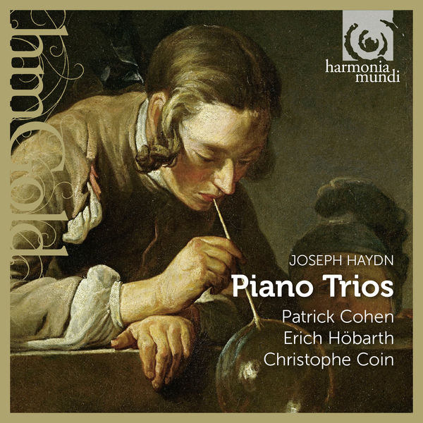 Patrick Cohen - Haydn : Piano Trios