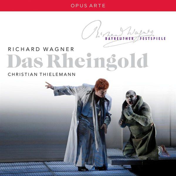Albert Dohmen - Wagner, R.: Das Rheingold