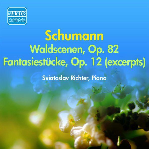 Sviatoslav Richter - Schumann, R.: Waldszenen / Fantasiestucke (Excerpts) (Richter) (1956)