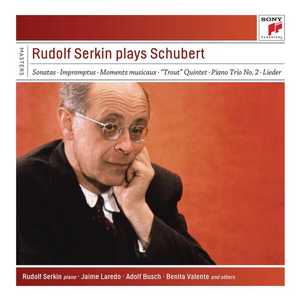 Rudolf Serkin - Rudolf Serkin plays Schubert