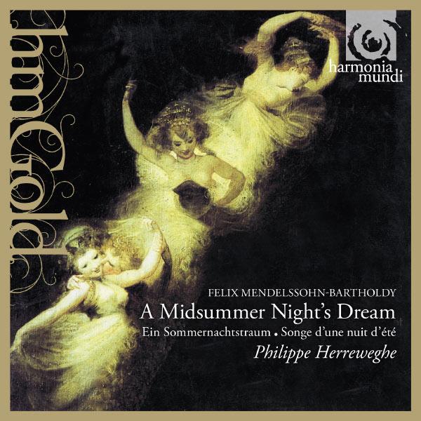 Orchestre des Champs-Elysées - Mendelssohn: Ein Sommernachtstraum (A Midsummer's Night Dream)