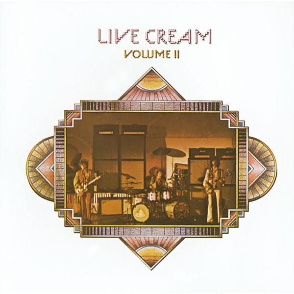 Cream - Live Cream Volume 2