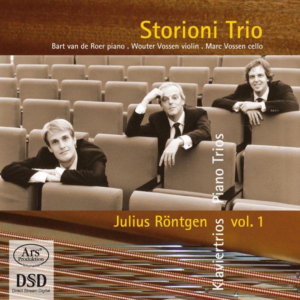 Storioni Trio - Trios pour piano n°6, 9 & 10 (Volume 1)