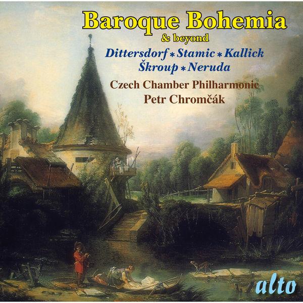 Czech Chamber Philharmonic Orchestra Pardubice - Baroque Bohemia V: Concertos!
